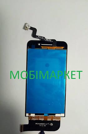 Модуль (сенсор + дисплей) дляAsus ZenFone 4 (A400CXG)чорний, фото 2