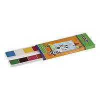 Краски акварельные ZB.6501, 12 цветов (Y)