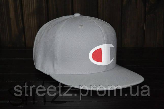 Champion Snapback Cap Кепка Снепбек, фото 2