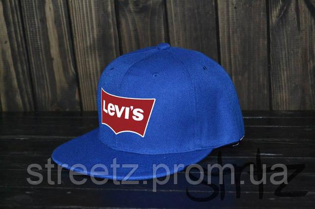 LEVIS Snapback Cap Кепка Снепбек, фото 2