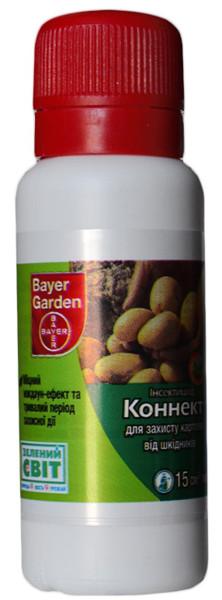 Инсектицид Коннект, 15мл, Bayer (Байер)