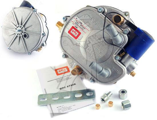 Газовый редуктор BRC AT90E 136 л.с.