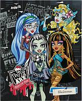 """Дневник школьный MH15-261-2 """"Monster High"""" (Y)"""