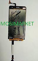 Модуль (сенсор+дисплей) для Asus ZenFone 5 A500CG, A500KL, A501CG чорний, фото 3