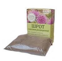 Шрот семян расторопши - здоровье печени, 200 г