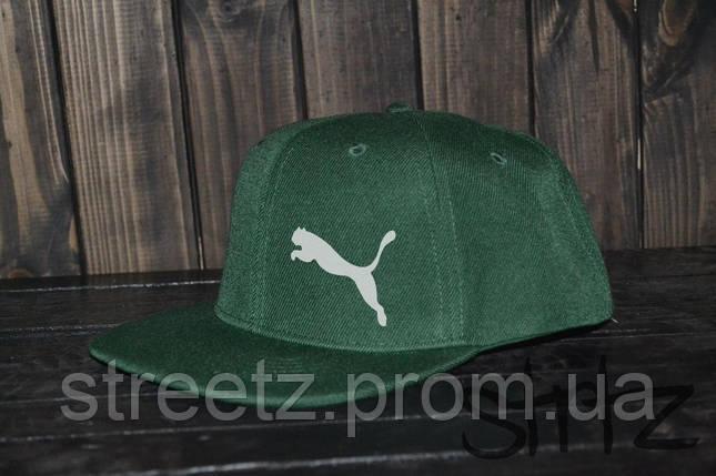 Puma Snapback Cap Кепка Снепбек, фото 2