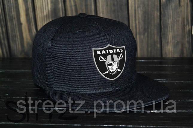 Raiders Snapback Cap Кепка Снепбек, фото 2