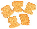 Печенье   галетное зоологическое 2кг Жорик Обжорик
