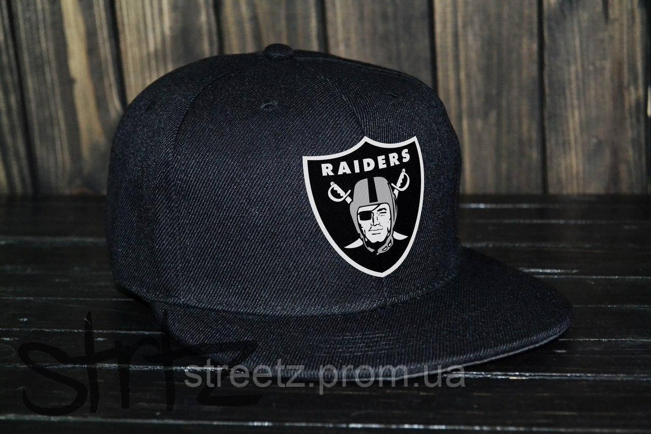 Raiders Snapback Cap Кепка Снепбек