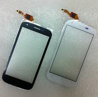 Оригинальный тачскрин / сенсор (сенсорное стекло) для Fly IQ443 Trend (белый цвет)