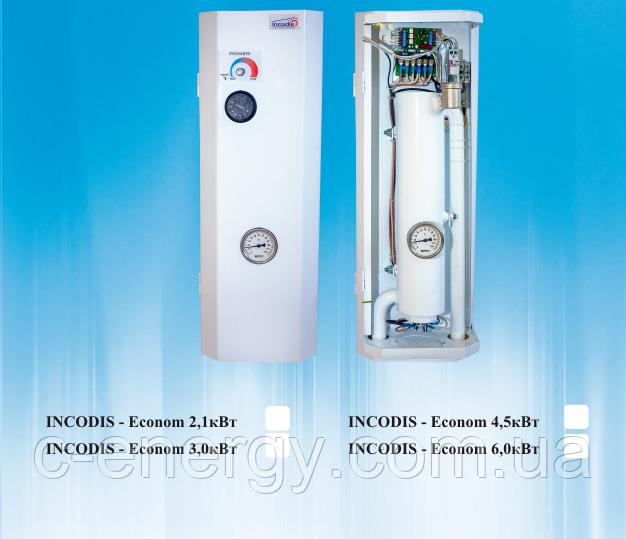 Электрический котел INCODIS серии Econom
