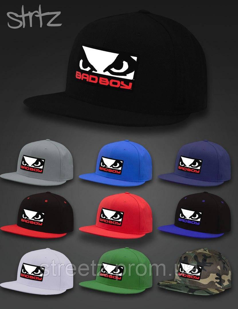BadBoy Snapback Cap Кепка Снепбек