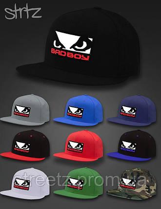 BadBoy Snapback Cap Кепка Снепбек, фото 2