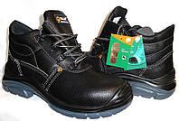 Ботинки Кожаные 100%,  Евро-Talan Усиленные  Маслобензостойкие. Защита S3; 38,39,41,42,43,44