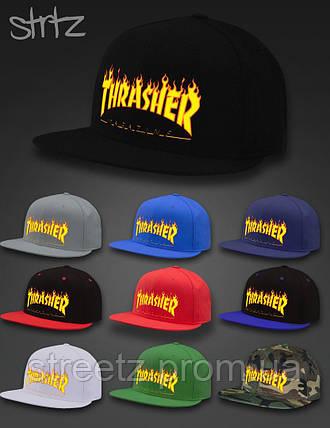 Thrasher Snapback Cap Кепка Снепбек, фото 2