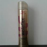 Лак для волос Wellaflex 250 мл. (Велла Флекс суперсильной фиксации  )
