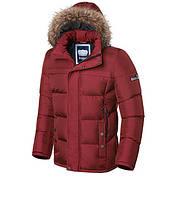 Куртка с меховой опушкой Braggart