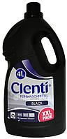Жидкий стиральный порошок для черных вещей Сlenti Feinwaschmittel Black 4л.