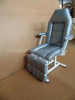 Педикюрное кресло-кушетка . Мягкое педикюрное кресло.