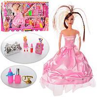 """Кукла с нарядом 628A6 """"Pretty"""", 28 см (Y)"""