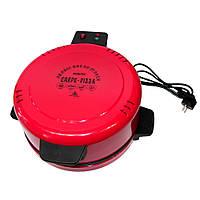Бесплатная доставка Аппарат для приготовления пиццы - Boxiya Crepe Pizza maker BXY-1265 1800W