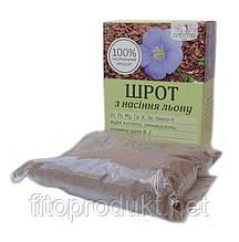 Шрот насіння льону для зростаючих дітей і вагітних жінок 200 г Амріта