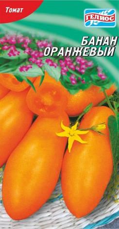 Семена томатов Банан оранжевый 20 шт., фото 2