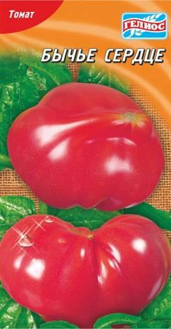 Семена томатов Бычье сердце  розовое 20 шт., фото 2