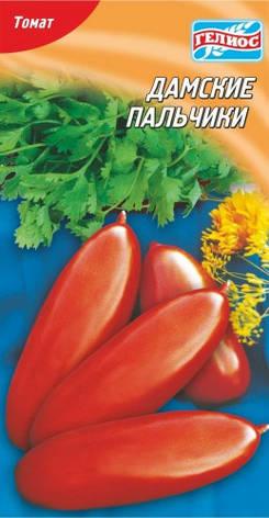 Семена томатов Дамские пальчики 25 шт., фото 2
