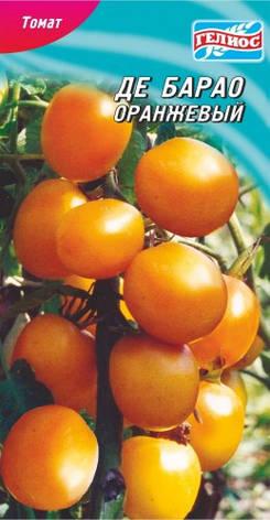 Семена томатов Де барао оранжевый 20 шт., фото 2