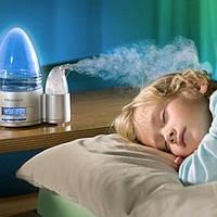 Чем будет полезен увлажнитель воздуха в детской комнате?