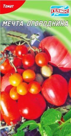 Семена томатов Мечта огородника 10 г