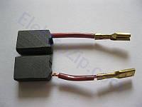 Угольные щетки для перфоратора DSR; 6x10, поводок, разъем (материал А)
