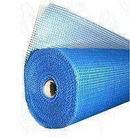 Сетка стеклотканная Budowa  145гр/м2 синяя