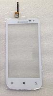 Оригинальный тачскрин / сенсор (сенсорное стекло) для Lenovo A830 (белый цвет)