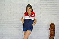 """Стильная молодежная жилетка """" Adidas """" Dress Code"""