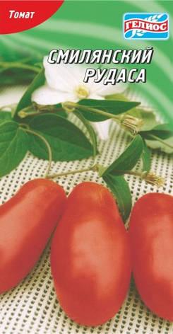Семена томатов Смилянский Рудаса 30 шт., фото 2