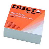 "Блок бумаги для заметок D8002 ""Delta by Axent"", 80х80х20 мм (Y)"