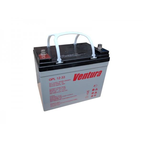 Аккумуляторная батарея Ventura GPL 12-33 (12V, 33 Ah)
