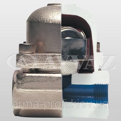 Термостатический конденсатоотводчик фланцевый Ayvaz TKK-3 Ду 25