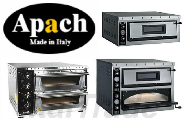 Печи для пиццы Apach (Италия)
