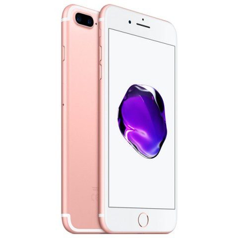Apple iPhone 7 Plus 256GB (Rose Gold) Refurbished