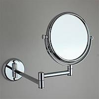 Косметическое зеркало увеличительное 15 см