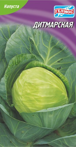 Семена капусты белокачанной Дитмарская 150 шт.