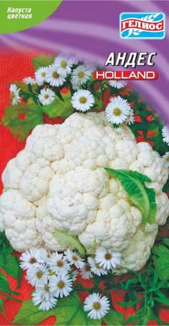 Семена капусты цветной Андес 50 шт., фото 2
