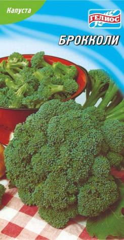 Семена капусты Брокколи витаминная 100 шт., фото 2