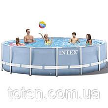 Каркасний басейн Intex 28700 (аналог 28200), 305x76 см