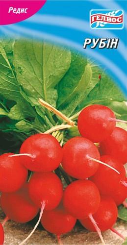 Семена редиса Рубин 3 г