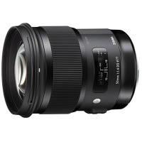 Объектив SIGMA AF 50/14 DG HSM Art Canon