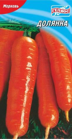 Семена моркови Долянка 2000 шт., фото 2